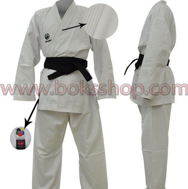 5aea6ac161a8f Tokaido Karate Kumite Master Junior - WKF Onaylı Karate Elbisesi ...