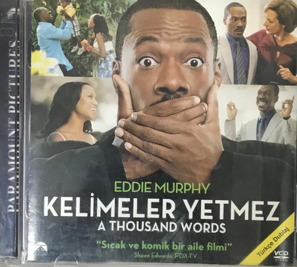 Kelimeler Yetmez VCD Film VCD1392 - - Yabancı