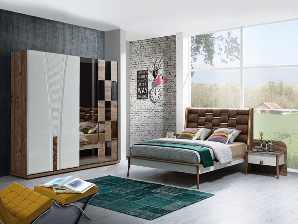 Modern ve Şık Yatak Odası Modelleri 2019