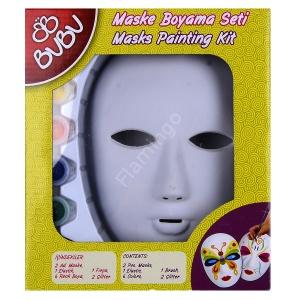 Bu Bu Maske Boyama Seti Hobi Setleri Bu Bu Maske Boyama Seti