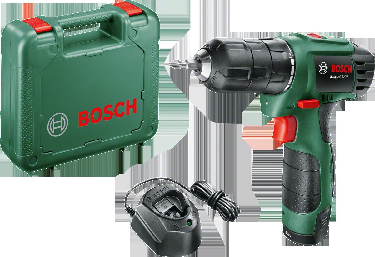 Bosch EasyDrill 1200 Akülü Delme/Vidalama Makinesi 1,5 AH (Tek Akü) Fiyatı
