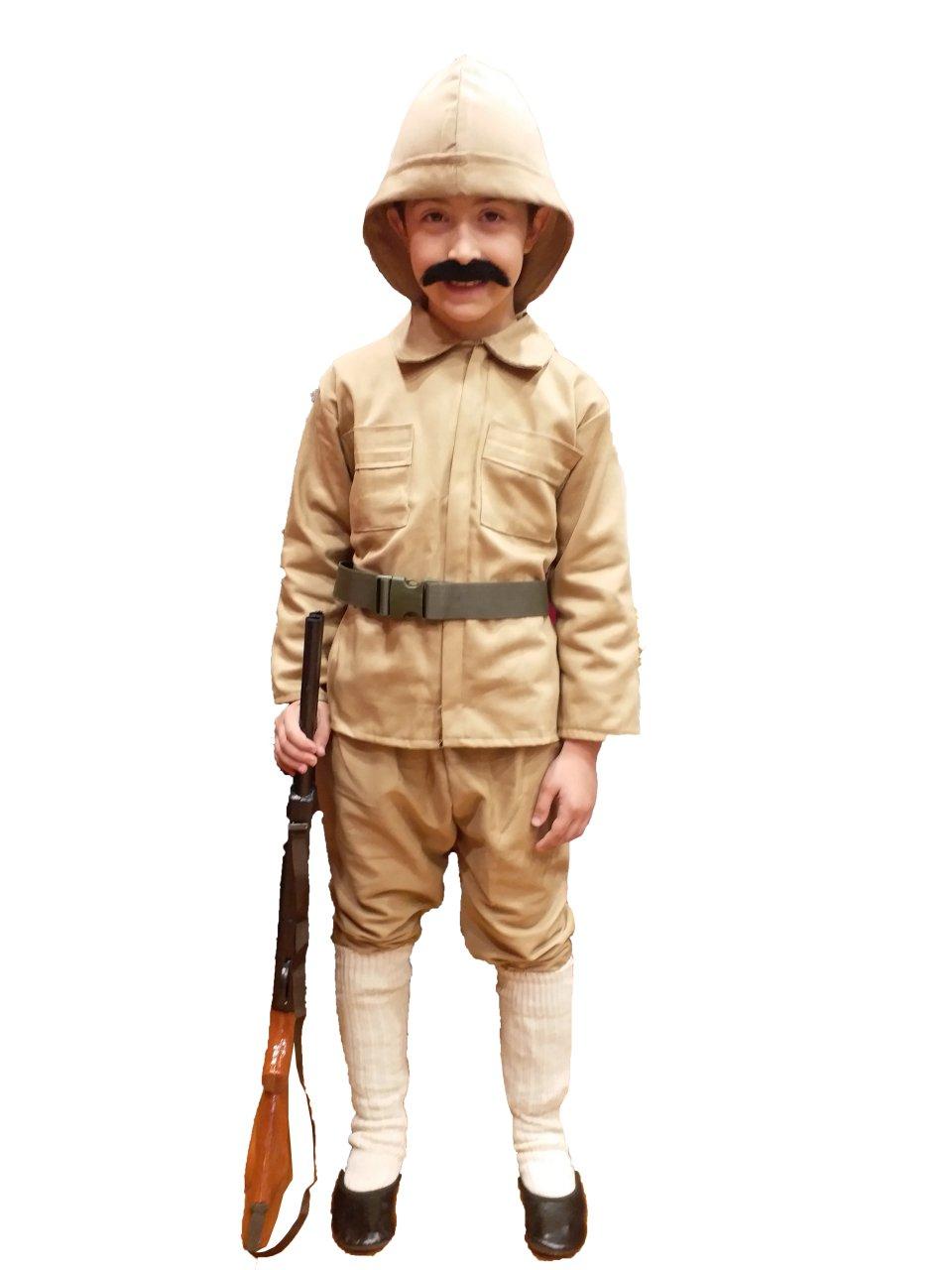 Canakkale Asker Kiyafeti Canakkale Asker Kostumu
