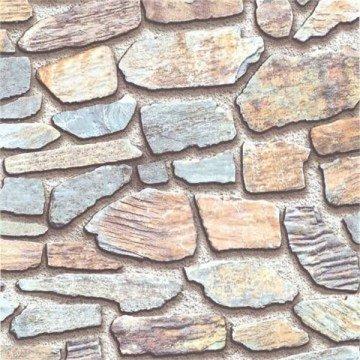 Flamingo J922-11 Taş Desenli duvar kağıdı
