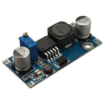 xl6009 dc dc booster power supply module ayarlanabilir. Black Bedroom Furniture Sets. Home Design Ideas