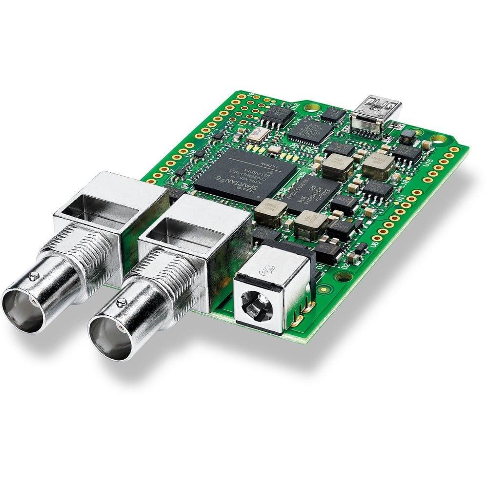 Blackmagic design g sdi arduino shield