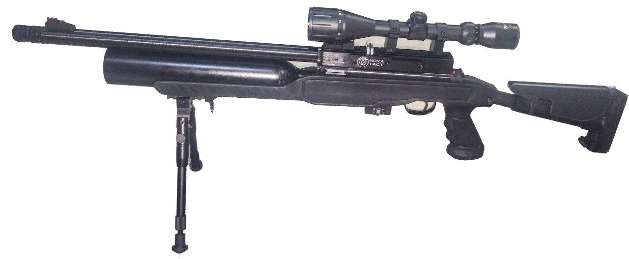Hatsan PCP Nova Tactical Havalı Tüfek
