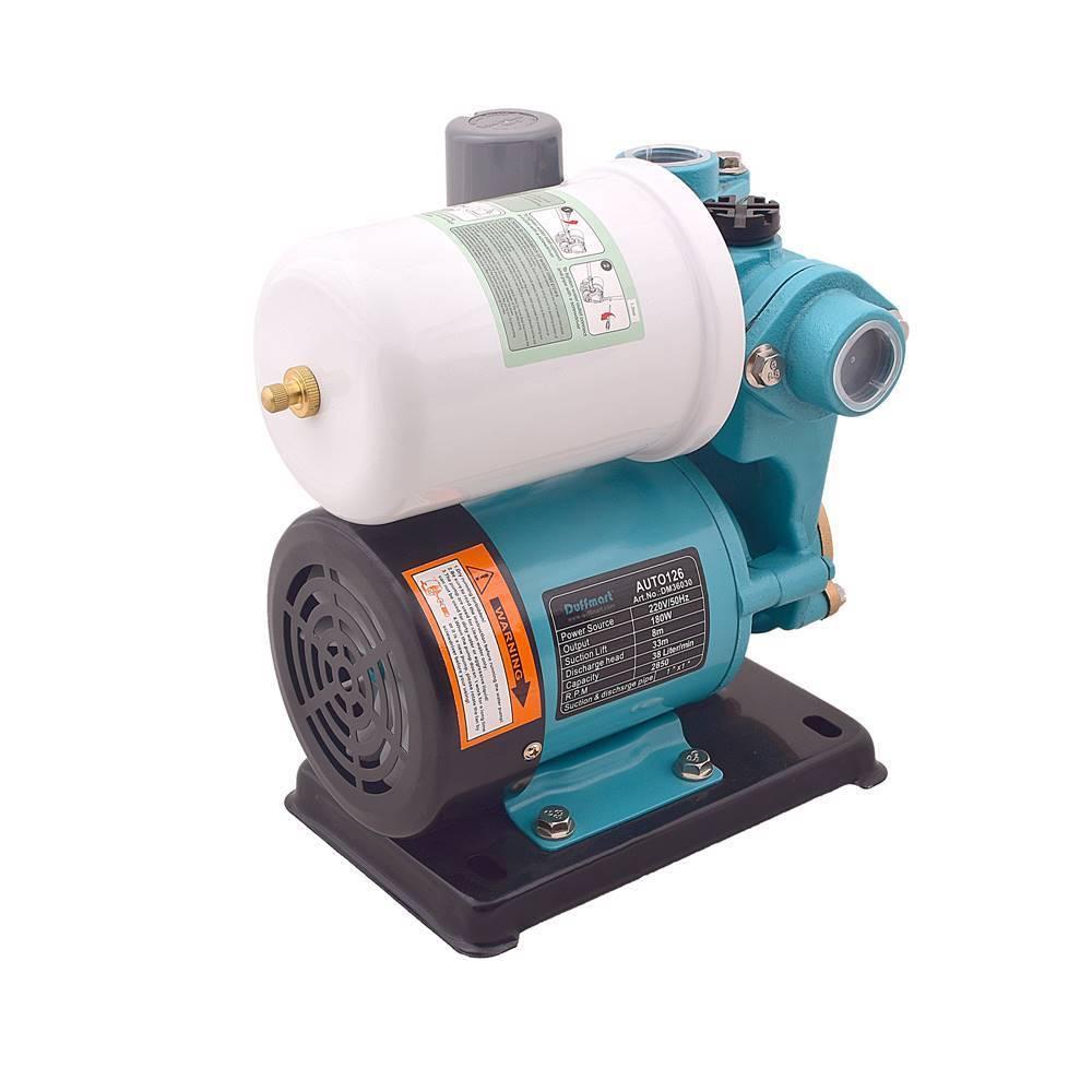 Duffmart Auto250 Otomatik Sıcak-Soğuk Su Pompası