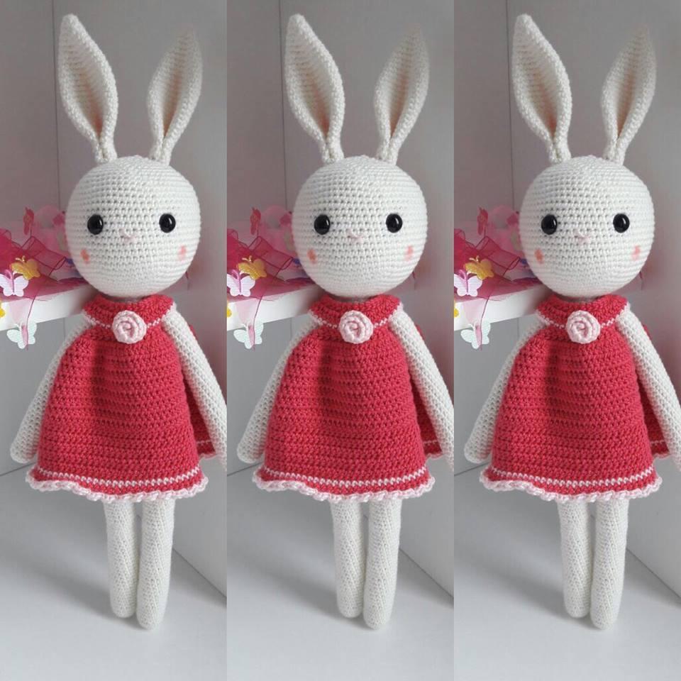 Amigurumi Bebek Elbisesi Yapılışı | Kroşe, Barbie giysileri, Bebek ... | 960x960