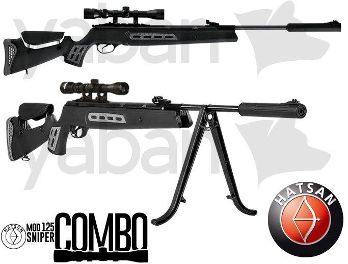 Air Rifle Hatsan 125. Değerlendirmeler, fotoğraflar, fiyatlar, özellikler