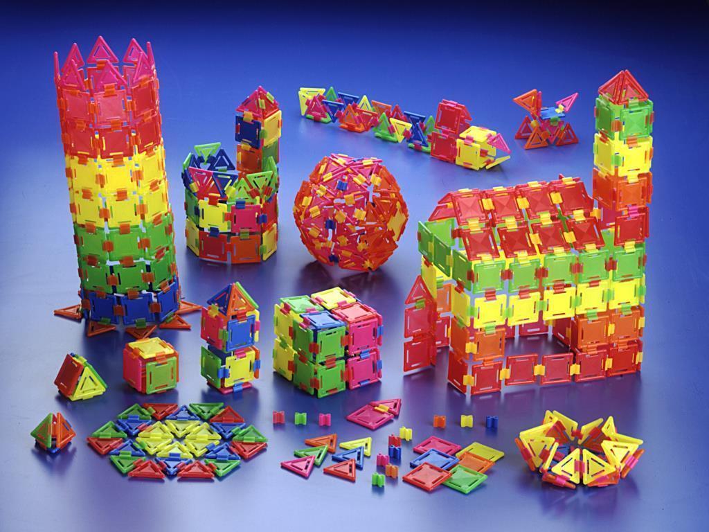 Yapı Blokları 450 Parça (kutulu)