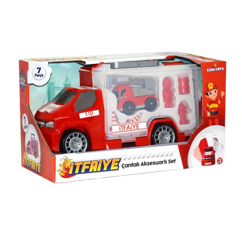 MRT-67 King Toys, Çantalı İtfaiye Kurtarma Aracı
