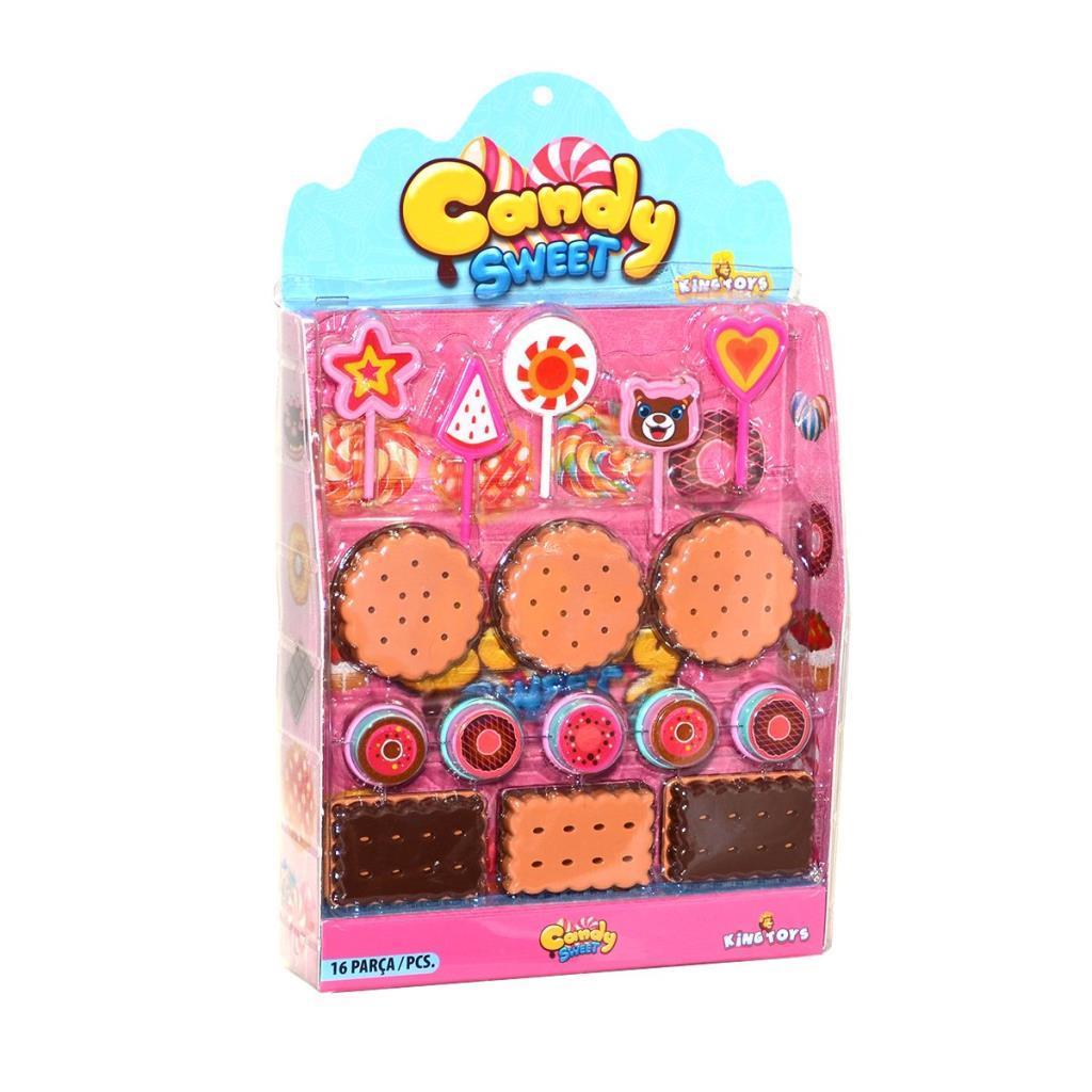 5071 King Toys, Candy Sweet Şeker Oyun Seti