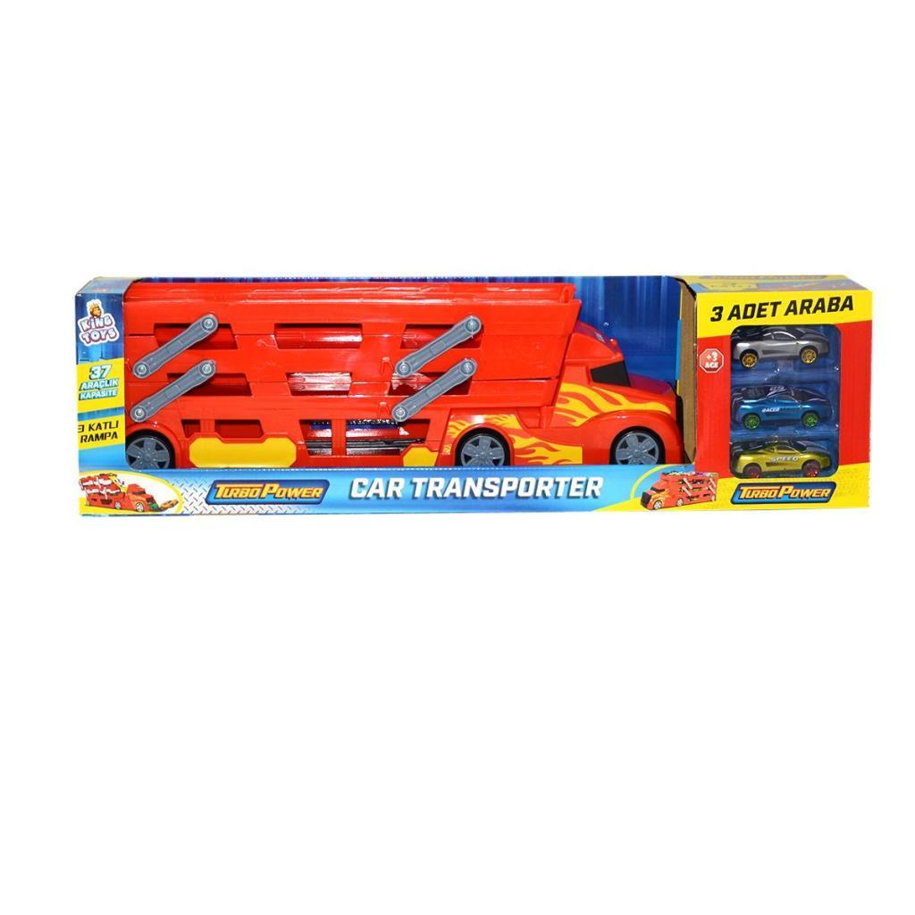 TKM-1032 King Toys, Araçlı Transporter 3 Kat