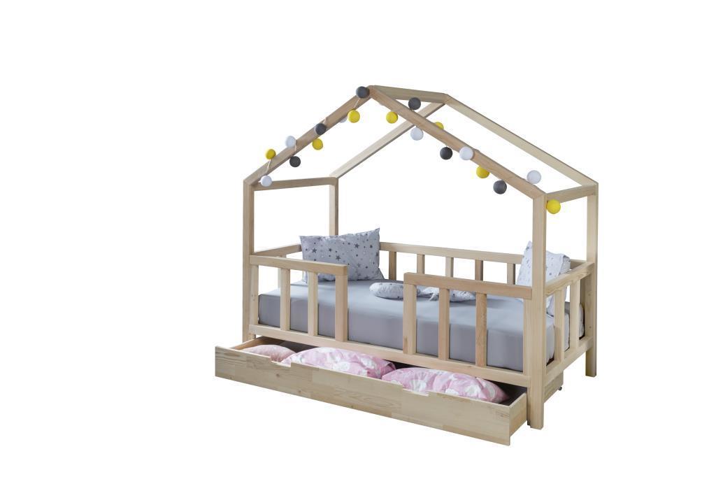 Montessori Yavru Yataklı Yatak