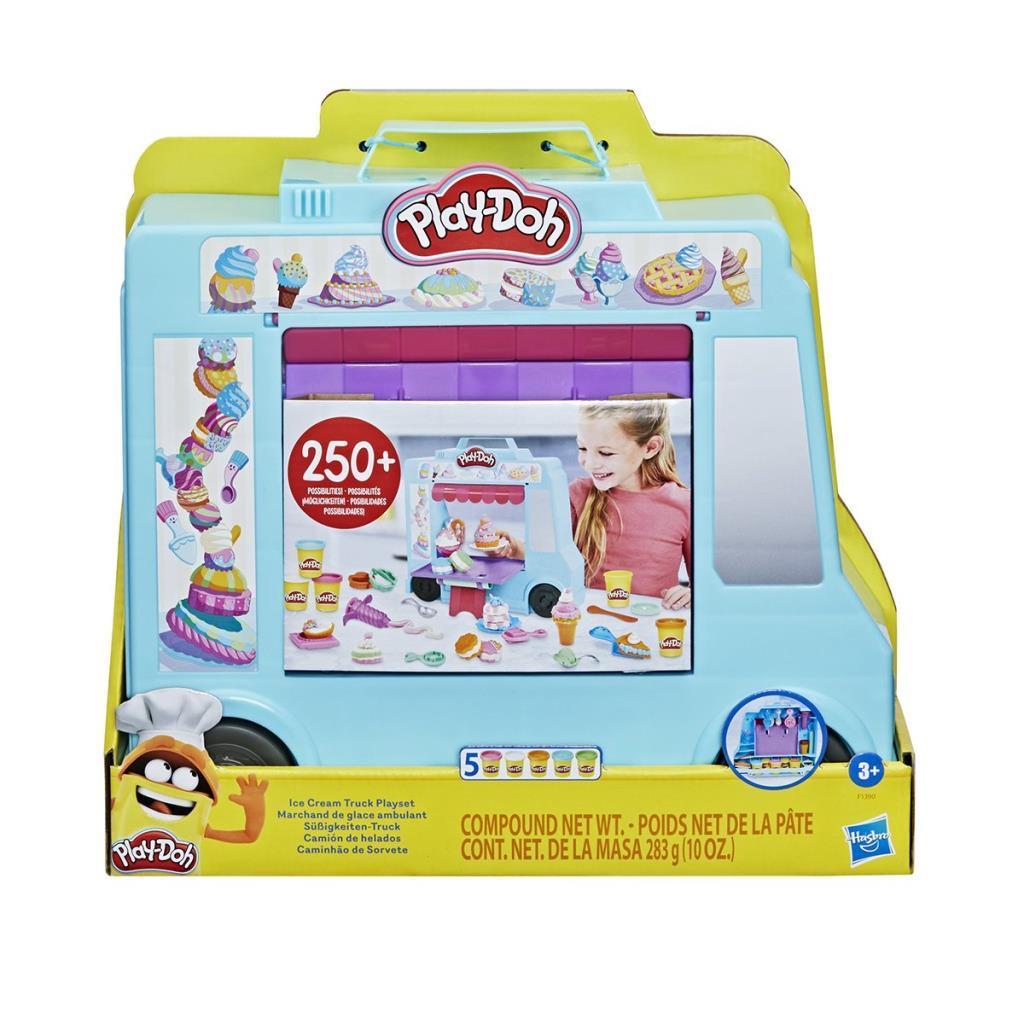 F1390 Play-Doh Dondurma Arabası