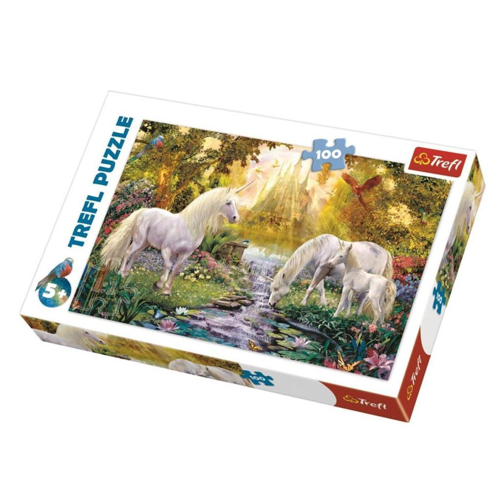16349 Trefl Puzzle Secret Garden 100 Parça  Puzzle
