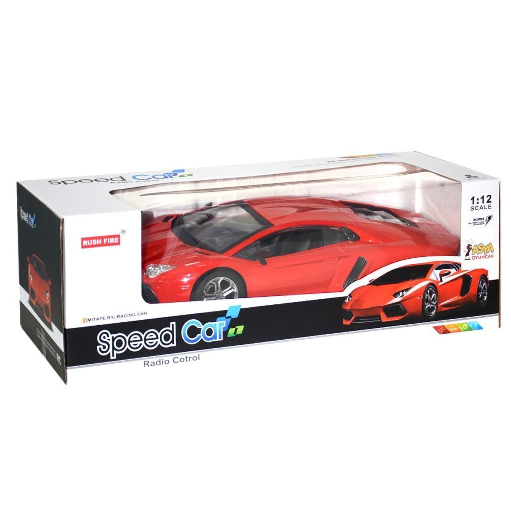 Kumandalı Speed Car Araba