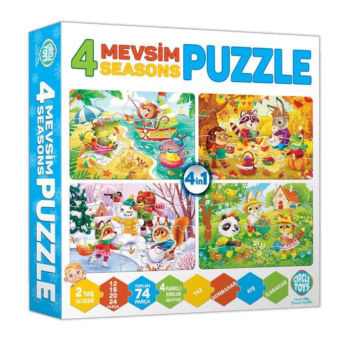 4 Mevsim Puzzle