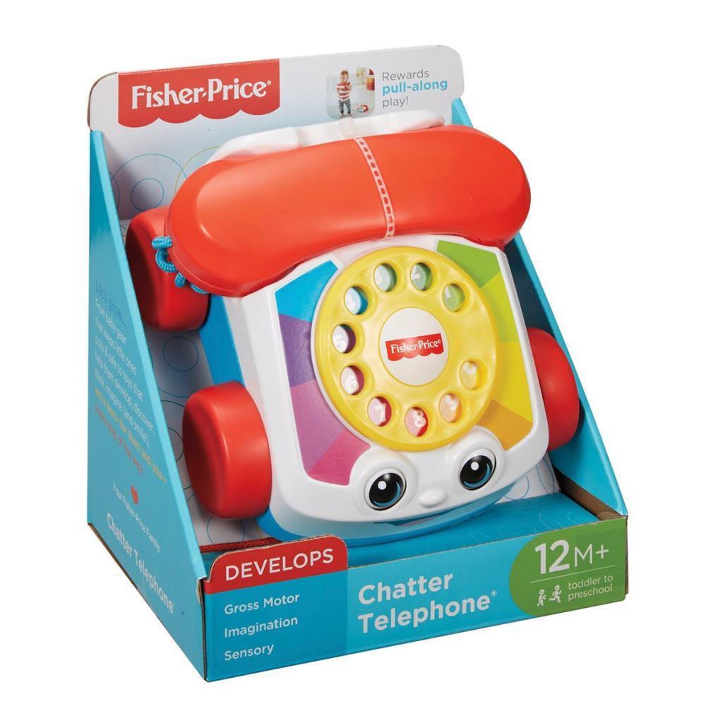 FGW66 Fisher-Price® Geveze Telefon /Fisher-Price