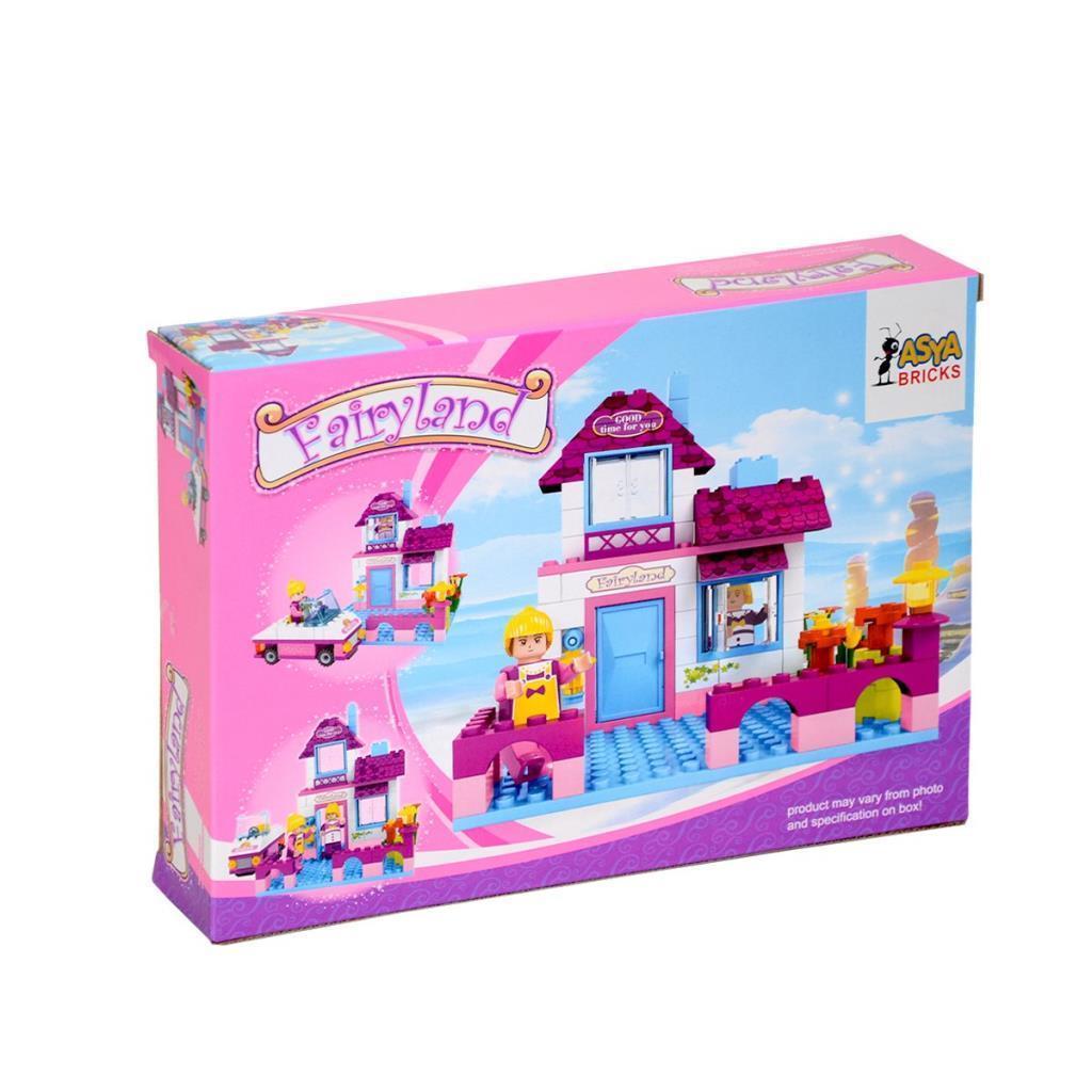 Ant Brıcks 164 Parça Lego Peri Seti