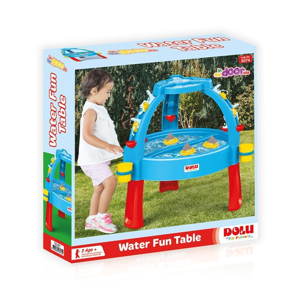 Dolu - Eğlenceli Su Aktivite Masası