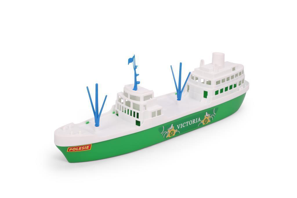 Vıctorıa, Gemi