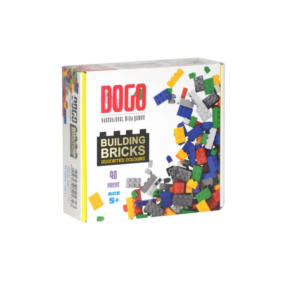 D61 Gepet, Dogo 90 Parça Blok Seti