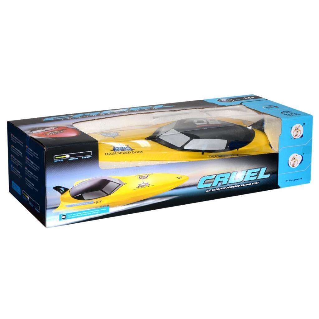 2062K Gepettoys, Elektirikli Güçlü Dev Yarış Teknesi