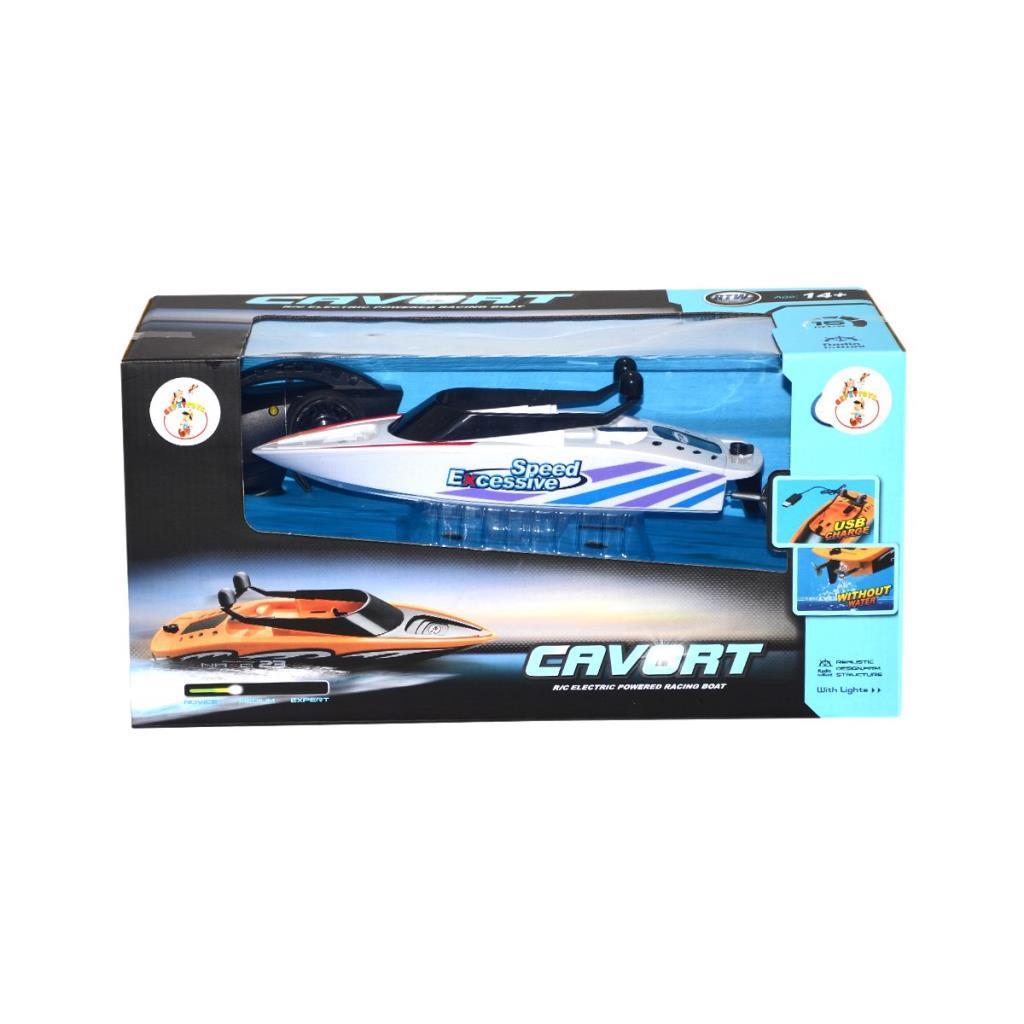 3323 Gepettoys, Elektrikli  Yarış Teknesi CAVORT