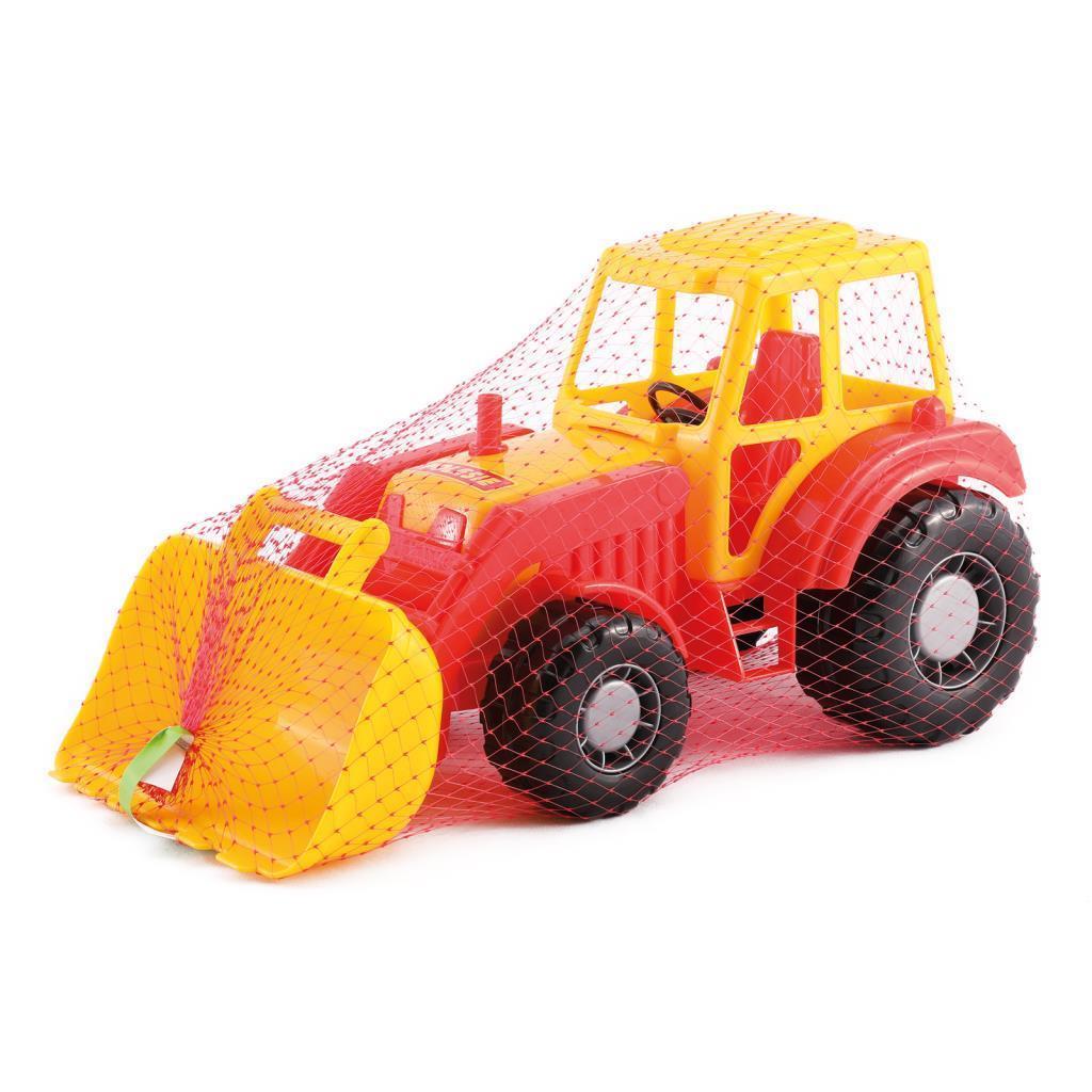 Altay Traktör-Yükleyici Kırmızı
