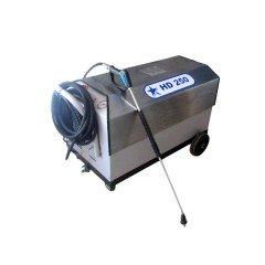 IHD 250 Yüksek Basınç Sıcak Sulu Yıkama Makinesi