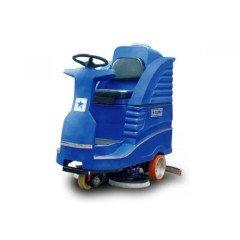 B 11001 Binicili Zemin Temizlik Makinası
