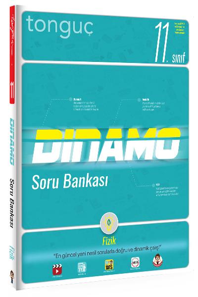 11. Sınıf Dinamo Fizik Soru Bankası