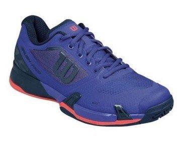 Wilson Rush Pro 2.5 Navy Blaze Erkek Tenis Ayakkabısı