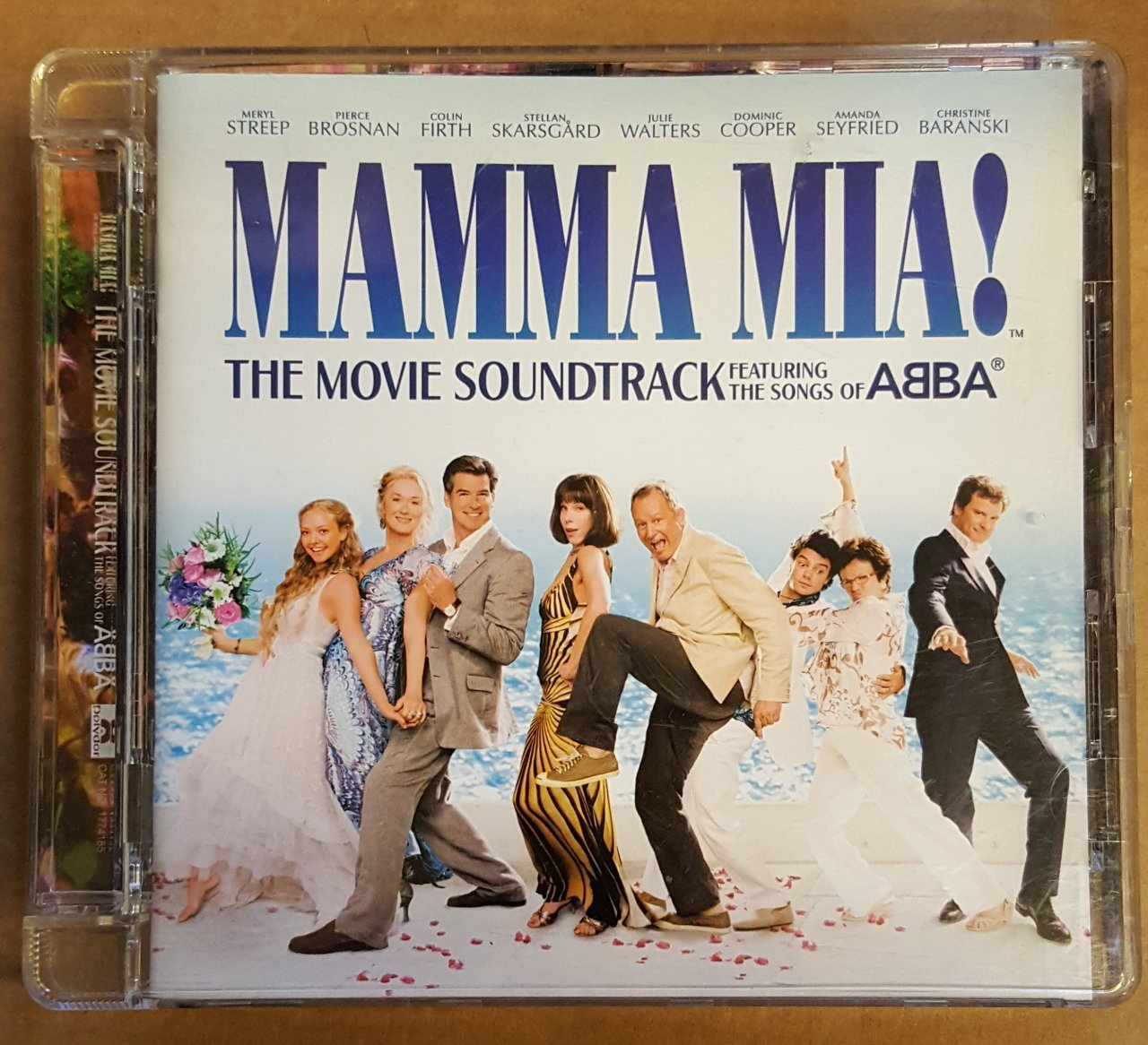 Mamma mia the movie soundtracks download