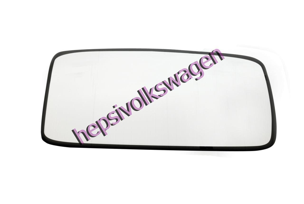 Sağ Ayna Camı 1H1857522 Volkswagen Golf 3-Volkswagen Vento