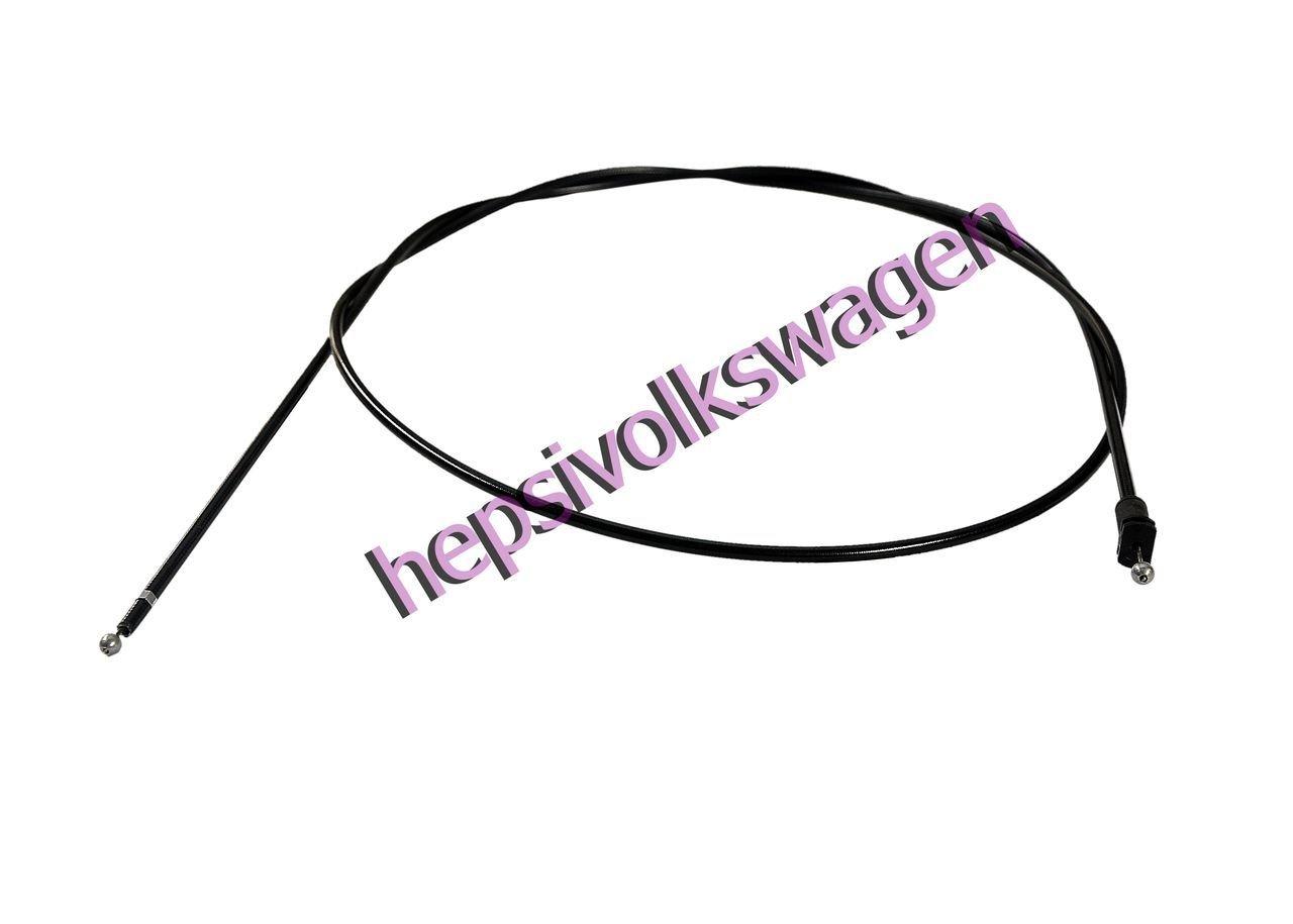 GEMO Kaput Açma Teli 1H1823531 434897 Golf 3-Volkswagen