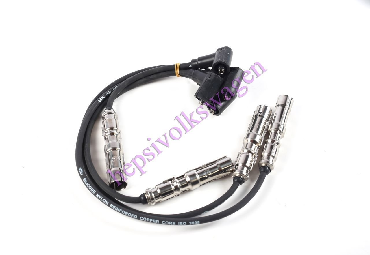 Buji Kablo Takımı 06A905409H AKL Volkswagen Golf 4-Bora
