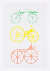 Bicycles Poster