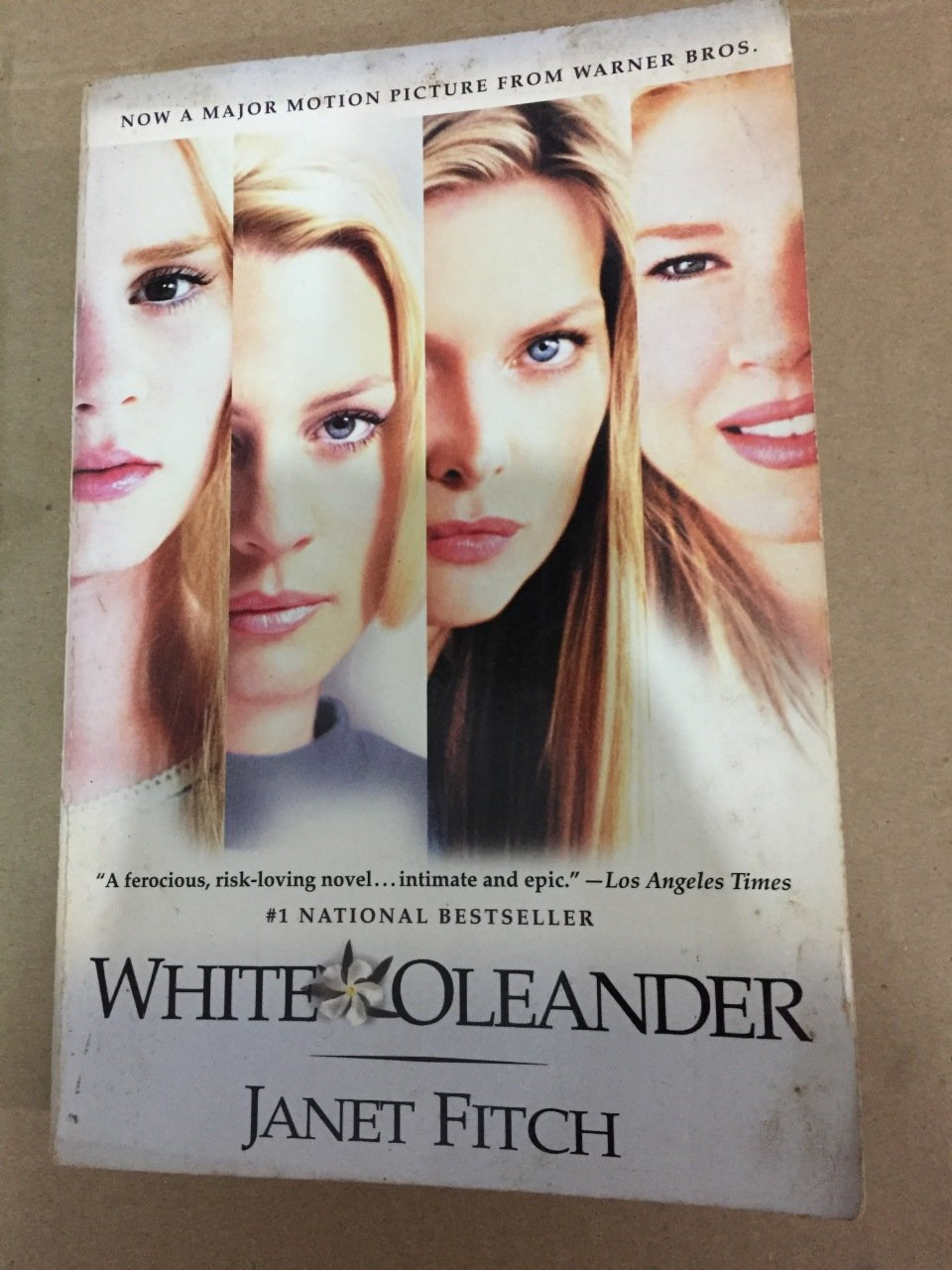 an analysis of the white oleander a novel by janet fitch White oleander is a siren song of a novel, seducing the reader with its story, its language, and, perhaps most of all, with its utterly believable (and remarkably diverse) characters the narrator is particularly memorable-there were times she made me want to cheer and weep simultaneously.