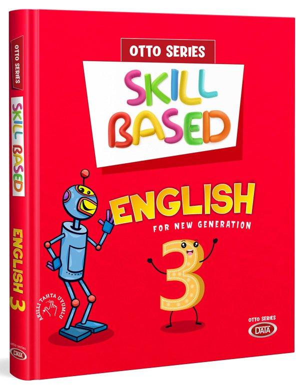Data Yayınları Otto Series Skill Based English 3