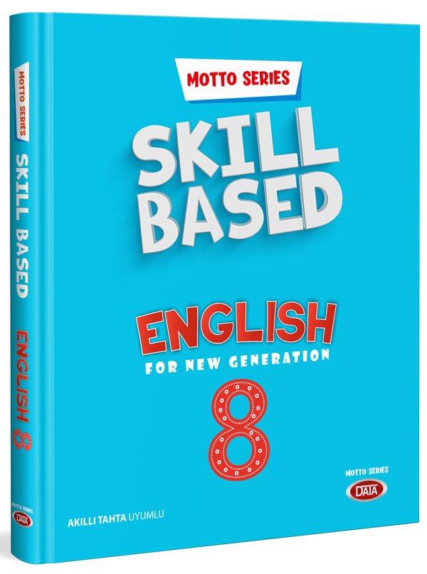 Data Yayınları Motto Series Skill Based English 8