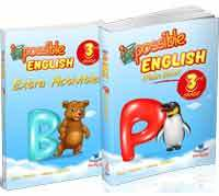 3. Sınıf Possible English Main Book + Extra Activities