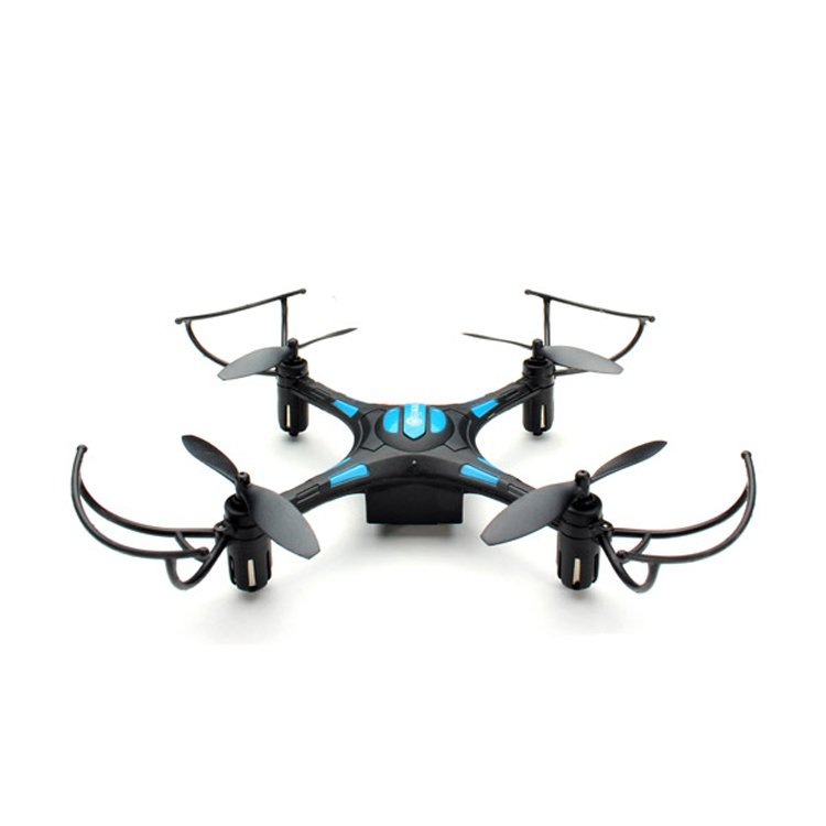 Eachine H8 3D Mini Multikopter Seti (Mavi)