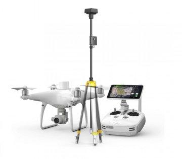 34500c086d8 DJI Phantom 4 RTK Drone Seti + Yer İstasyonu