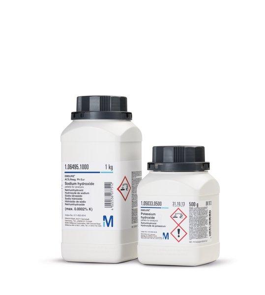 Merck 1017190500 Barium Chloride Dihydrate For Analysis Emsure Acs