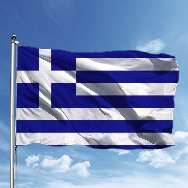 Yunanistan Bayrağı 150225 Cm ölçüleri Ve Fiyatları Flagturkcom
