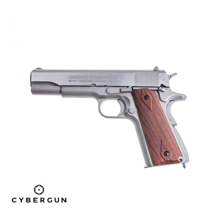 CYBERGUN Swiss Arms 1911 4,5MM Havalı Tabanca