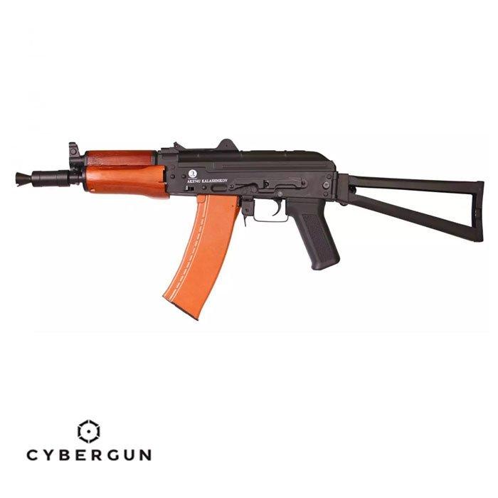 CYBERGUN AKS74U Kalashnikov Mt. AEG Airsoft Tüfek