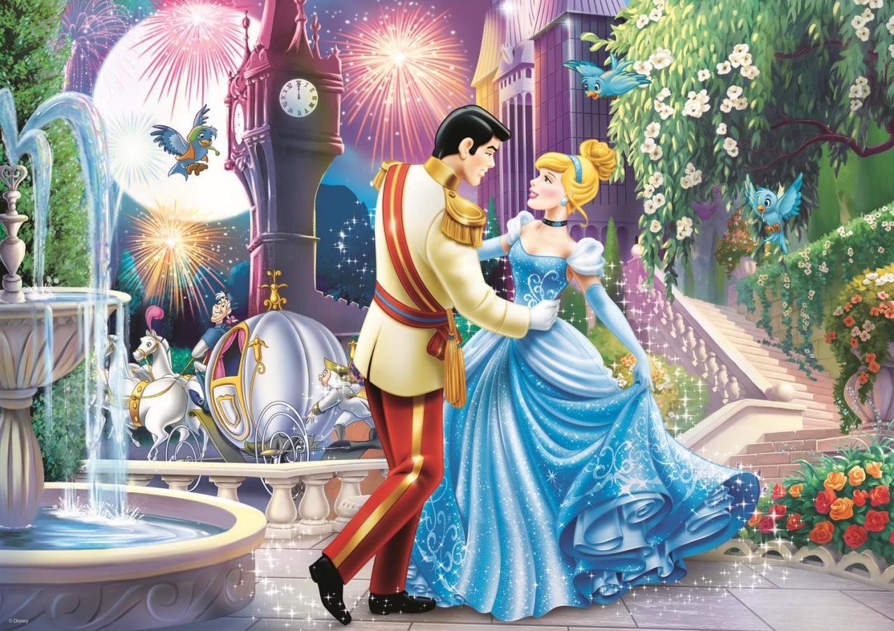 Картинки из сказок с принцами